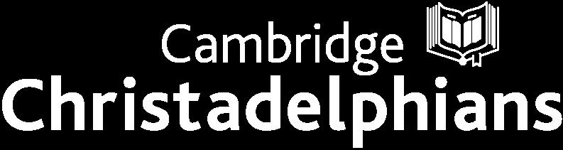Cambridge Christadelphians